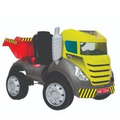 Camión Brutus a Pedal Bandeirante