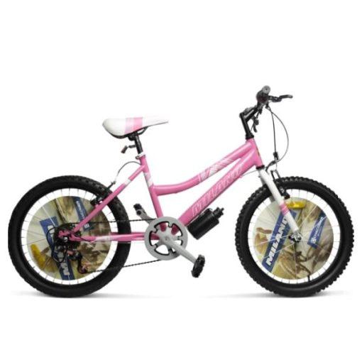 Bicicleta Milano MTB Action Fucsia Aro 20 electrojet electrodomésticos