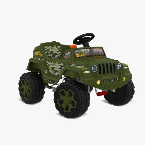 Jeep a Pedal 541 BANDEIRANTE